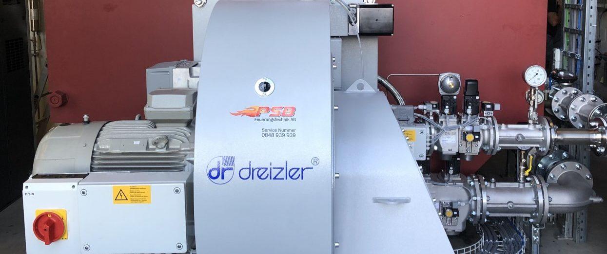 Ein Kräuter-Brenner macht Dampf
